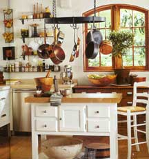 Country style decorating embodies coziness and comfort - Crystal ...