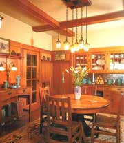Craftsman style decorating was a backlash against mass ...